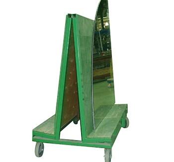 Rack (chariot) en A