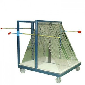 Support Rack, Cover Steel Cable (50 spaces)