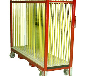 Support Rack, Rod Separator (10 spaces)