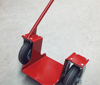 Chariot pour manipulation individuelle